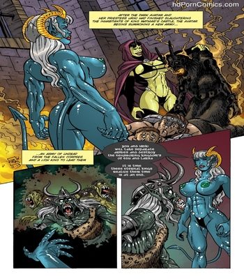 Dark Gods 2 – The Channeling comic porn sex 5