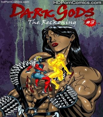 Porn Comics - Dark Gods 3 – The Reckoning Sex Comic