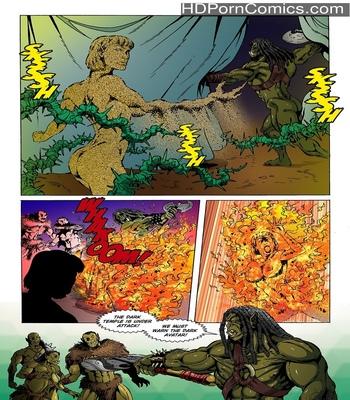 Dark Gods 3 – The Reckoning Sex Comic