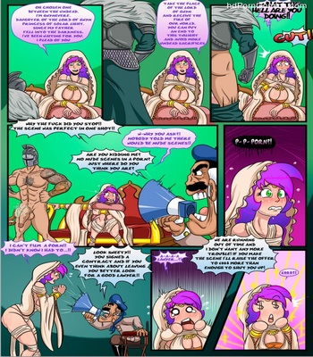 Dark Holes 6 free sex comic