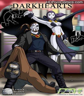 Porn Comics - Darkhearts Sex Comic