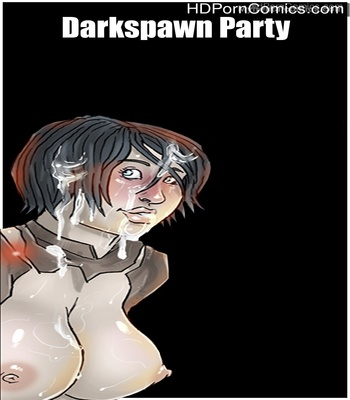 Porn Comics - Darkspawn Party Sex Comic