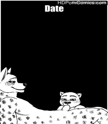 Porn Comics - Date Sex Comic