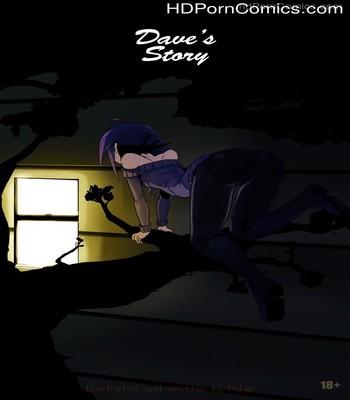 Porn Comics - Dave's Story Sex Comic