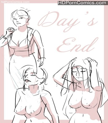 Porn Comics - Day's End Sex Comic