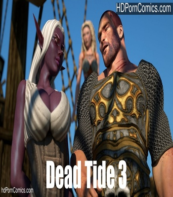 Porn Comics - Dead Tide 3 Sex Comic