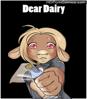 Porn Comics - Dear Dairy Sex Comic