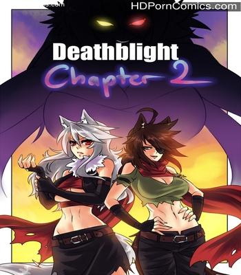 Porn Comics - Deathblight 2 Sex Comic