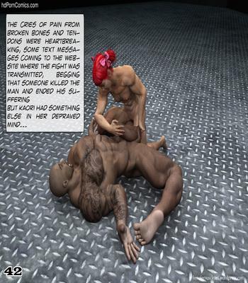 Deathmatch free Cartoon Porn Comic sex 43