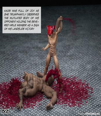 Deathmatch free Cartoon Porn Comic sex 54