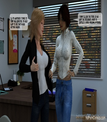 Dedra's Story - Office 12 free sex comic