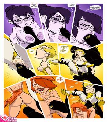 Defeated by the power of love6 free sex comic