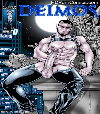 Porn Comics - Deimos 0 Sex Comic