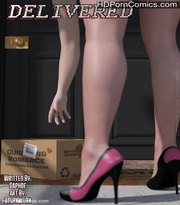 Porn Comics - Delivered 1 Sex Comic