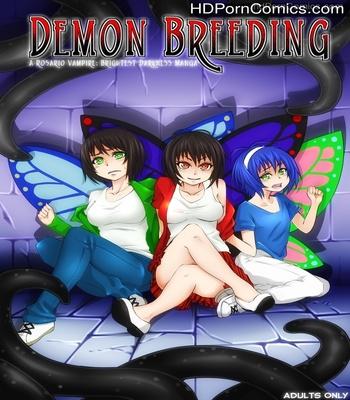 Porn Comics - Demon Breeding Sex Comic