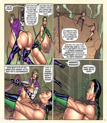 Demonic Fuck-Feast in Mythra's Lair15 free sex comic