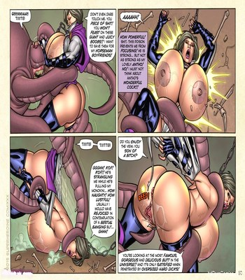Demonic Fuck-Feast in Mythra's Lair16 free sex comic