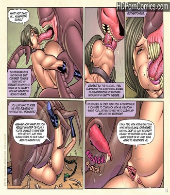 Demonic Fuck-Feast in Mythra's Lair21 free sex comic