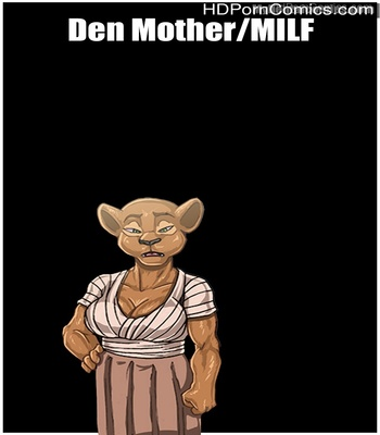Porn Comics - Den Mother MILF Sex Comic