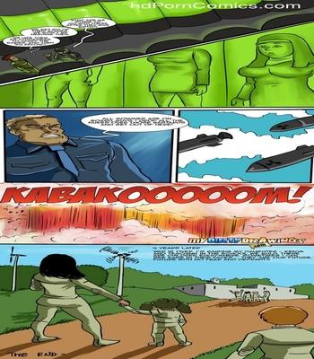 Depravity Schools 3 comic porn