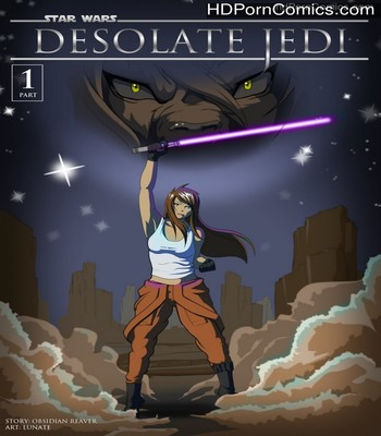 Porn Comics - Desolate Jedi Sex Comic