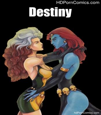 Porn Comics - Destiny Sex Comic