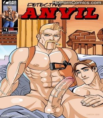 Porn Comics - Detective Anvil Sex Comic