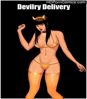 Porn Comics - Devilry Delivery Sex Comic