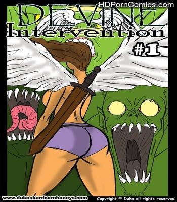 Porn Comics - Devine Intervention 1 Sex Comic