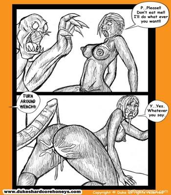 Devine Intervention 1 Sex Comic sex 16