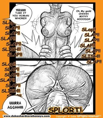 Devine Intervention 1 Sex Comic sex 17