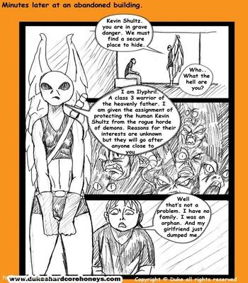 Devine Intervention 1 Sex Comic sex 7