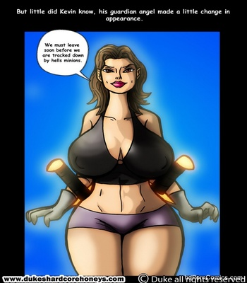 Devine Intervention 2 Sex Comic sex 6