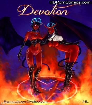 Porn Comics - Devotion