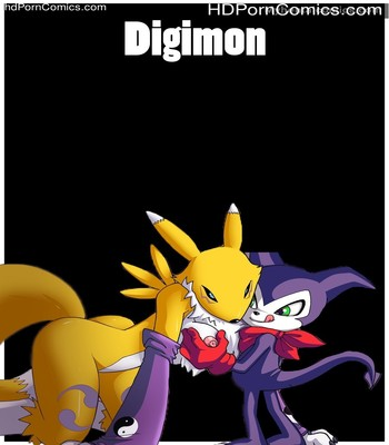 Porn Comics - Digimon Sex Comic