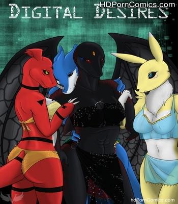 Porn Comics - Digital Desires Sex Comic