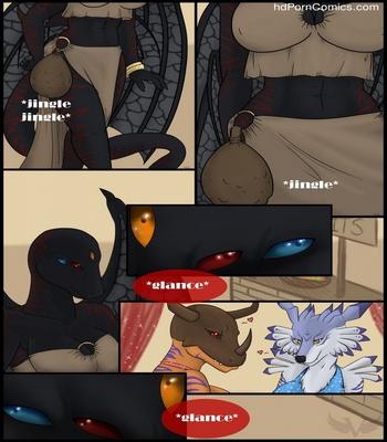 Digital Desires 2 free sex comic