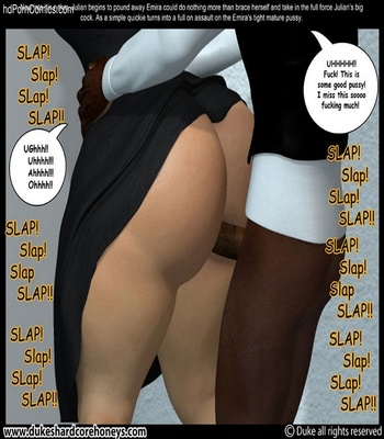 Mrs Hani 2 – Dinner Date 1 Sex Comic sex 15
