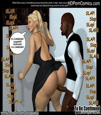 Mrs Hani 2 – Dinner Date 1 Sex Comic