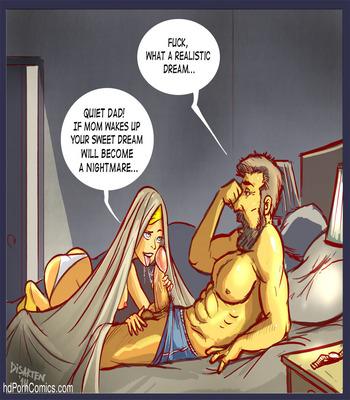 Disarten- Mom Son Incest Art free Cartoon Porn Comic