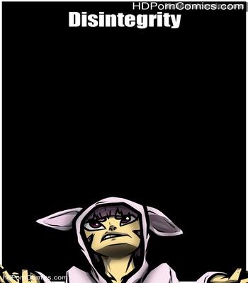 Porn Comics - Disintegrity Sex Comic