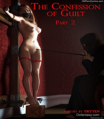 Porn Comics - Dofantasy -Confession Of Guilt -Part 2 free Cartoon Porn Comic