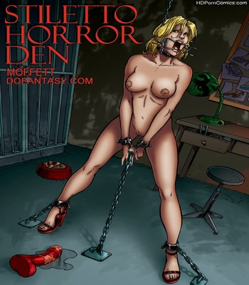 Porn Comics - Dofantasy -Stiletto Horror Den free Cartoon Porn Comic