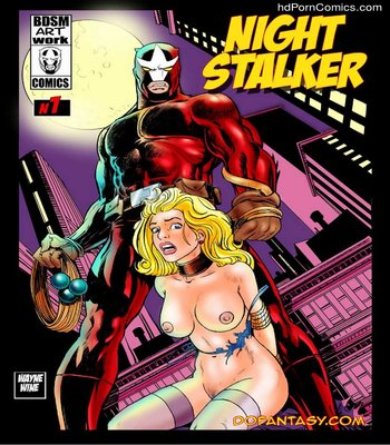 Dofantasy- Bondage Night Stalker 12 free sex comic