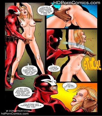 Dofantasy- Bondage Night Stalker 121 free sex comic