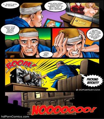 Dofantasy- Bondage Night Stalker 137 free sex comic