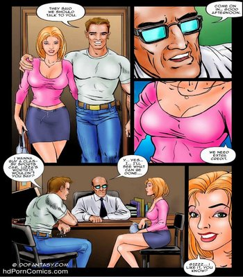 Dofantasy- Bondage Night Stalker 14 free sex comic