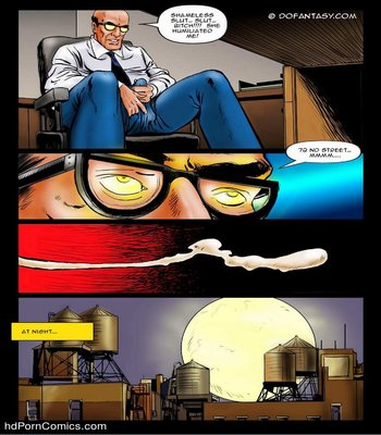 Dofantasy- Bondage Night Stalker 17 free sex comic