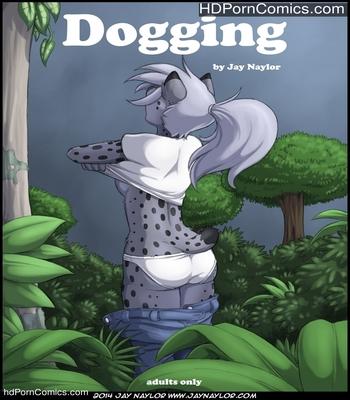 Porn Comics - Dogging Sex Comic