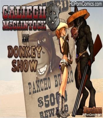Porn Comics - Donkey Show Sex Comic